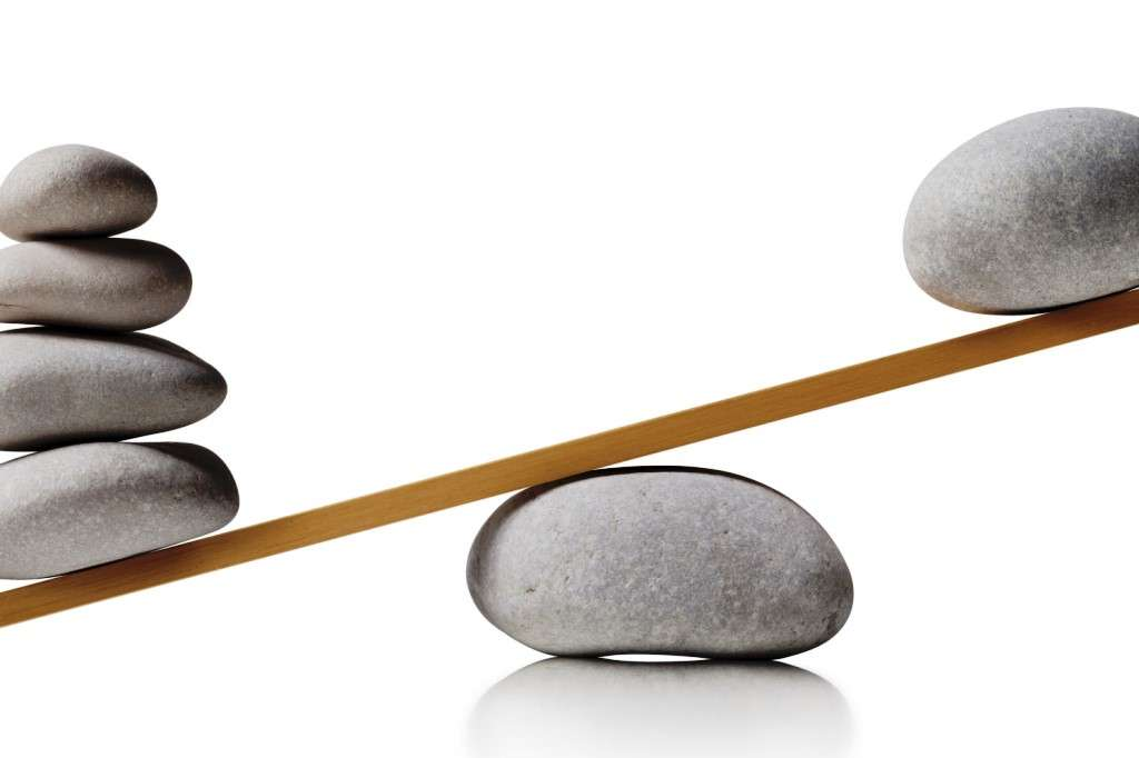 Alb In Echilibru