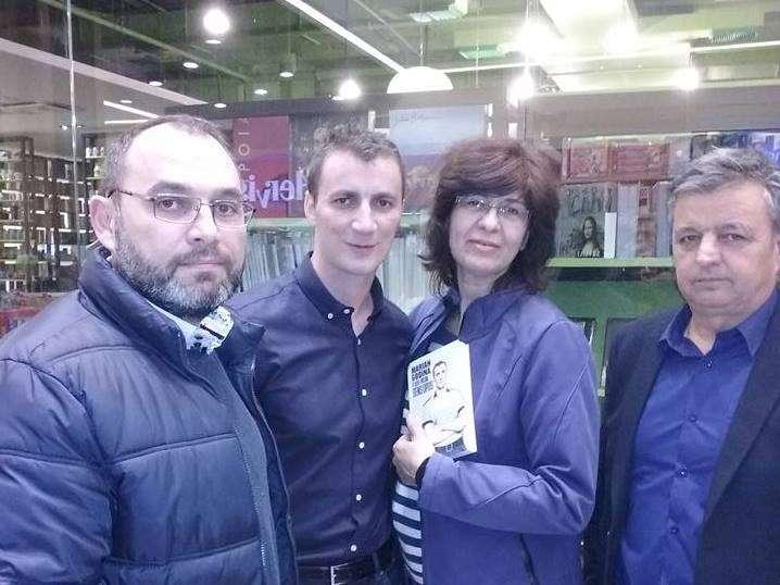 Lansare Carte Marian Godina La Timisoara